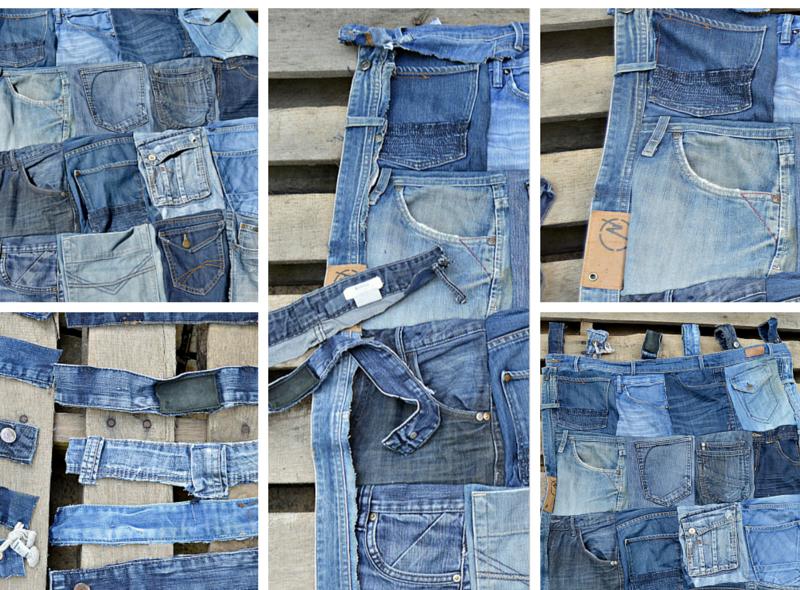Из старых джинсов своими руками мк 89