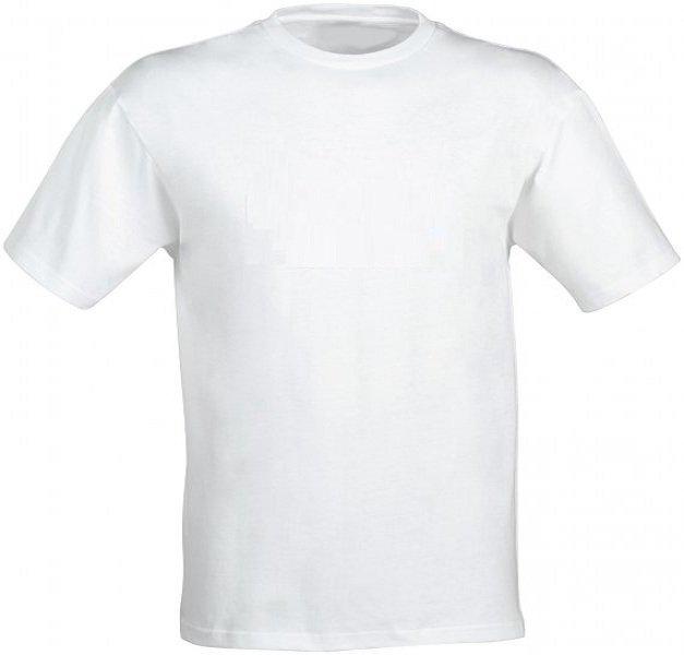 фото футболки белой