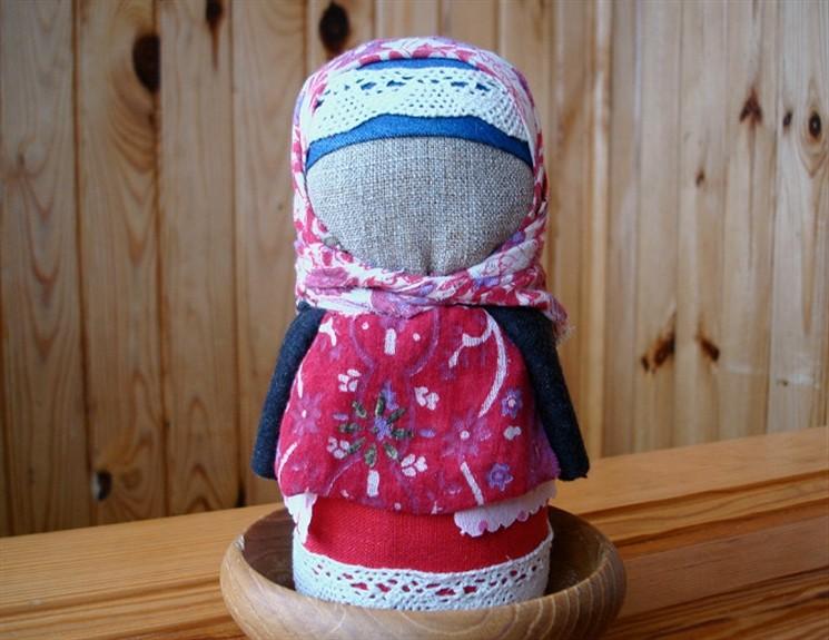 Крупеничка — обрядовая кукла своими руками