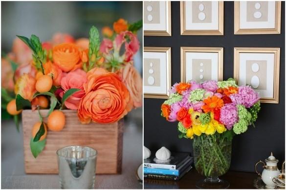 фото цветочных композиций