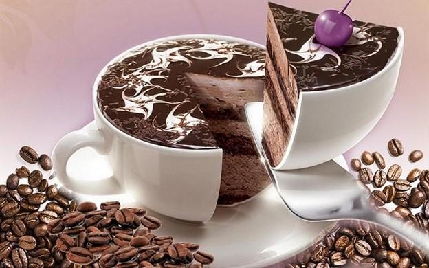 Кофейное удовольствие - КОФЕ-ЖЕЛЕ