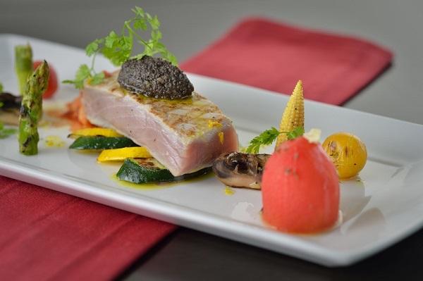 Как приготовить тунца   Запеченный в духовке тунец