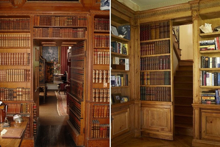 Вход через библиотеку