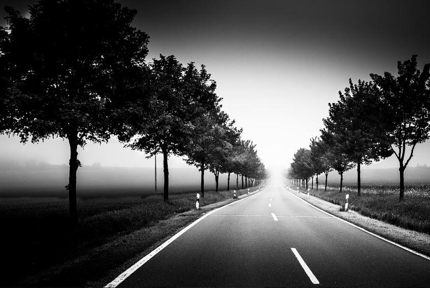 Прогулка в одиночестве