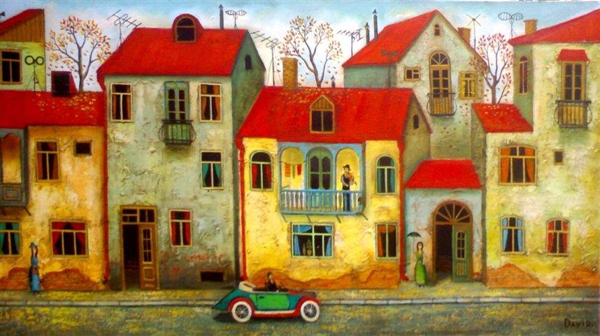 Картина Мартиашвили