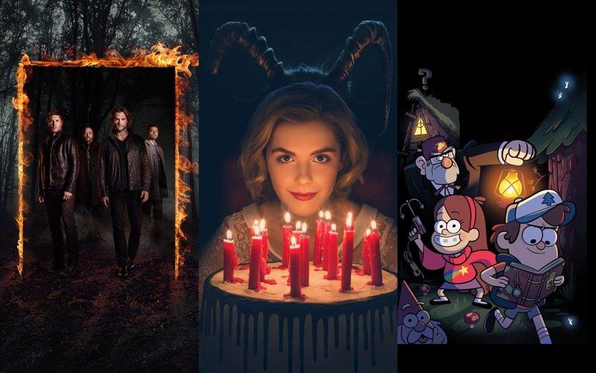 Мистические сериалы для всех возрастов