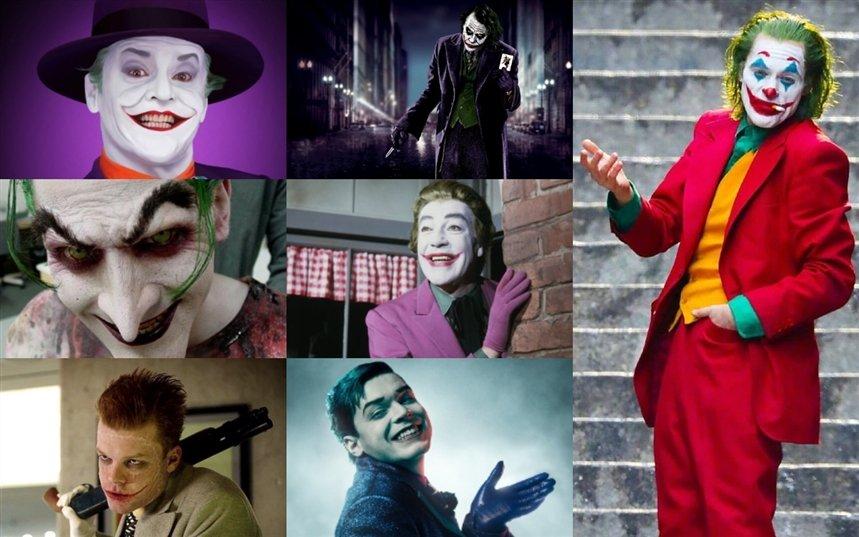 Все фильмы о Джокере