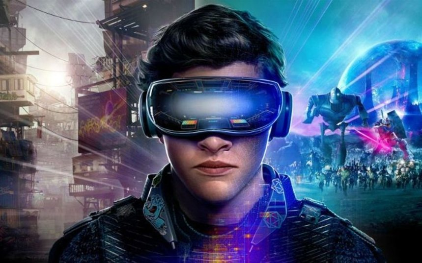 Фильмы про компьютеры и виртуальную реальность