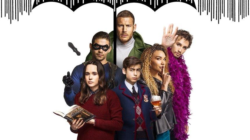 Лучшие сериалы о супергероях