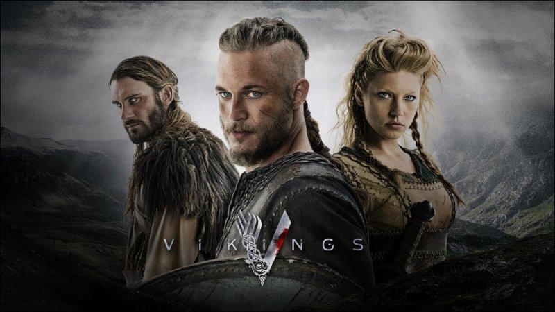Фильм про средневековье любовь секс викингов