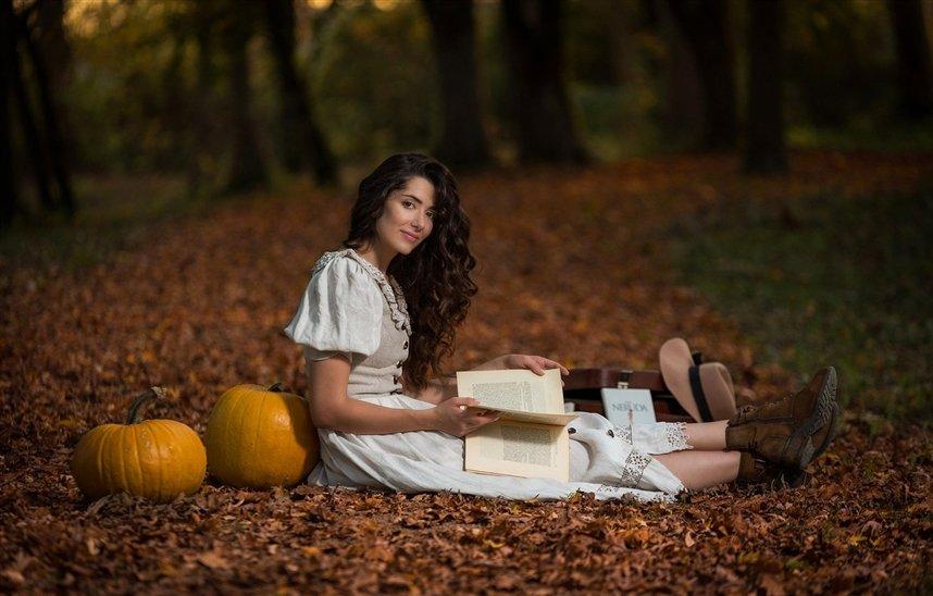 Книги октября