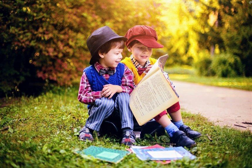 Книги о попаданцах для детей
