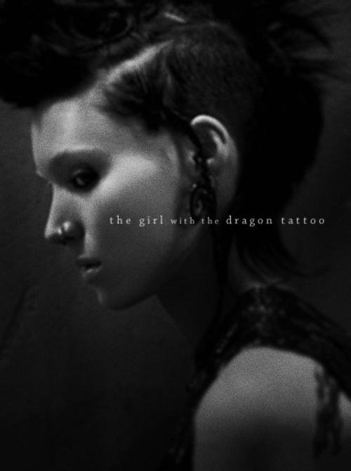трилогия про девушку с татуировкой дракона