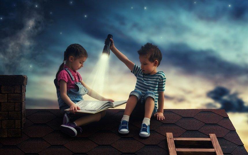 Книги детям перед сном