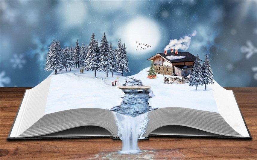 Книги зимы 2017-2018