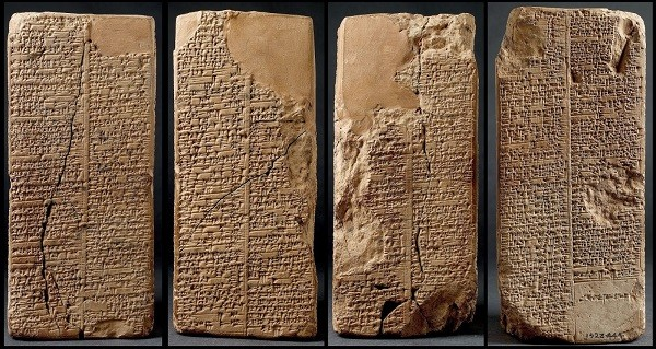 a comparison between the enuma elish and the babylonian cosmogony Scholars also came to appreciate the differences between genesis 1 and enuma elish a central difference is that israel genesis 1 and a babylonian creation.