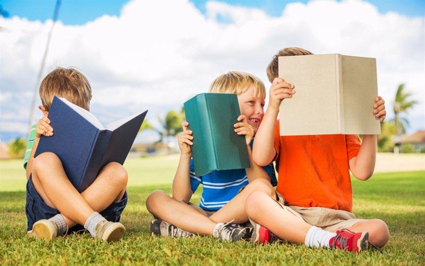 Топ-15 книг для детей на лето