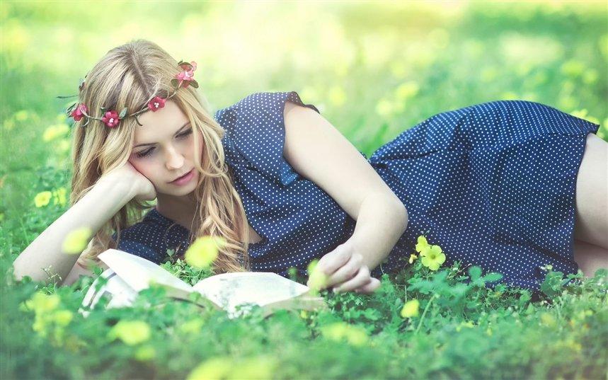 Книги для летнего настроения