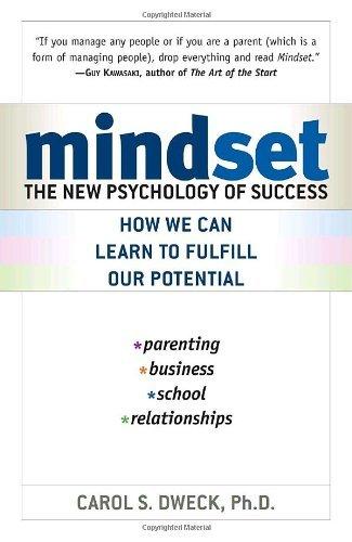новая психология успеха кэрол двек