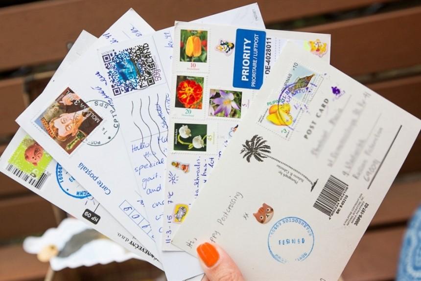 О чем написать в открытке в посткроссинге