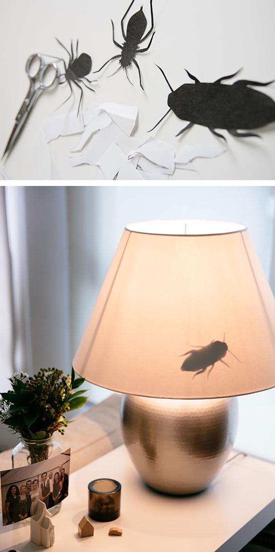 фальшивые насекомые