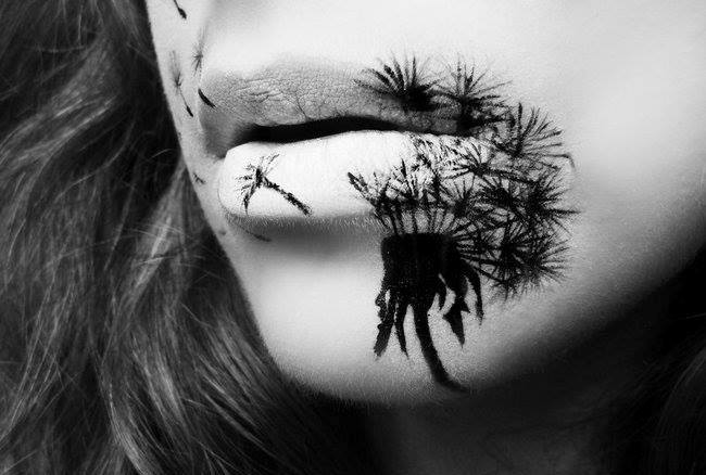 Черно-белые фантазии