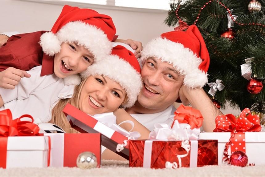 Подарки для взрослых детей на новый год
