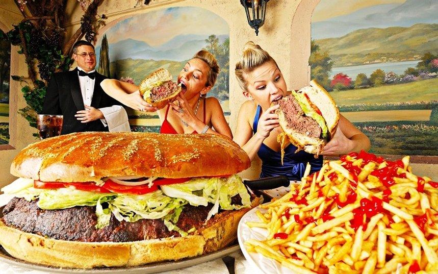 Почему все время хочется есть