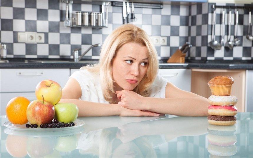 Похудение без жестких диет