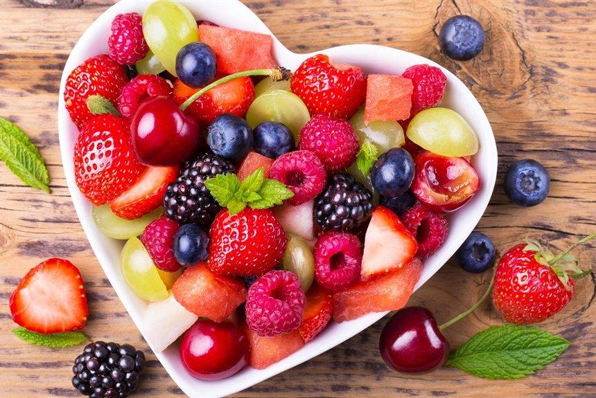 Красивые открытки фруктов