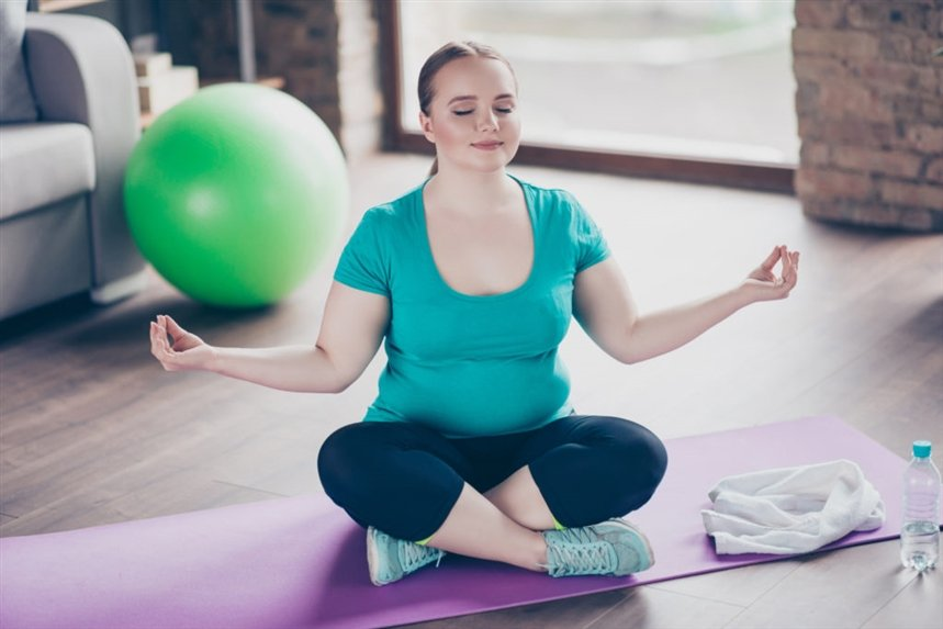 Упражнения для людей с лишним весом
