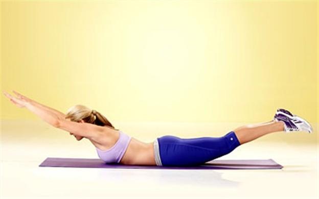 Комплекс упражнений для похудения в домашних