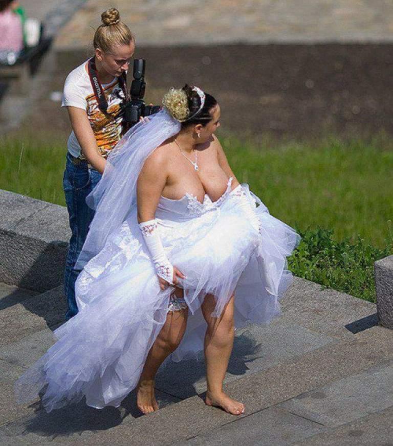 Самое ужасное свадьба 17