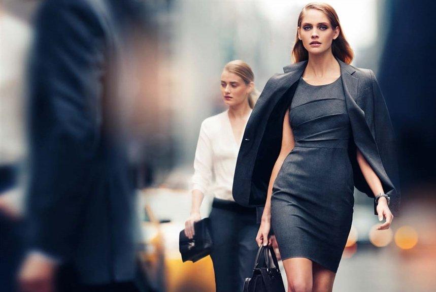 Виды делового стиля в одежде