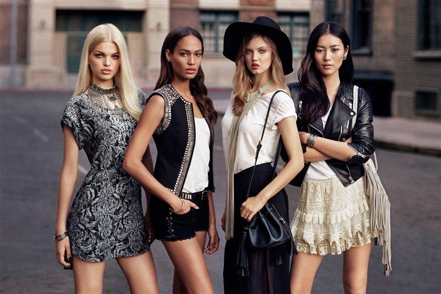 Универсальный базовый гардероб для женщин