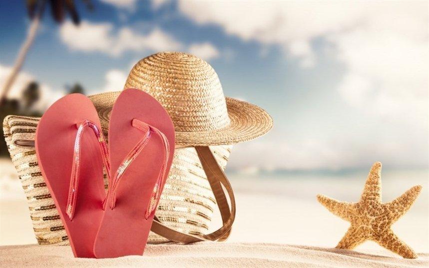 Пляжные сумки лета 2019