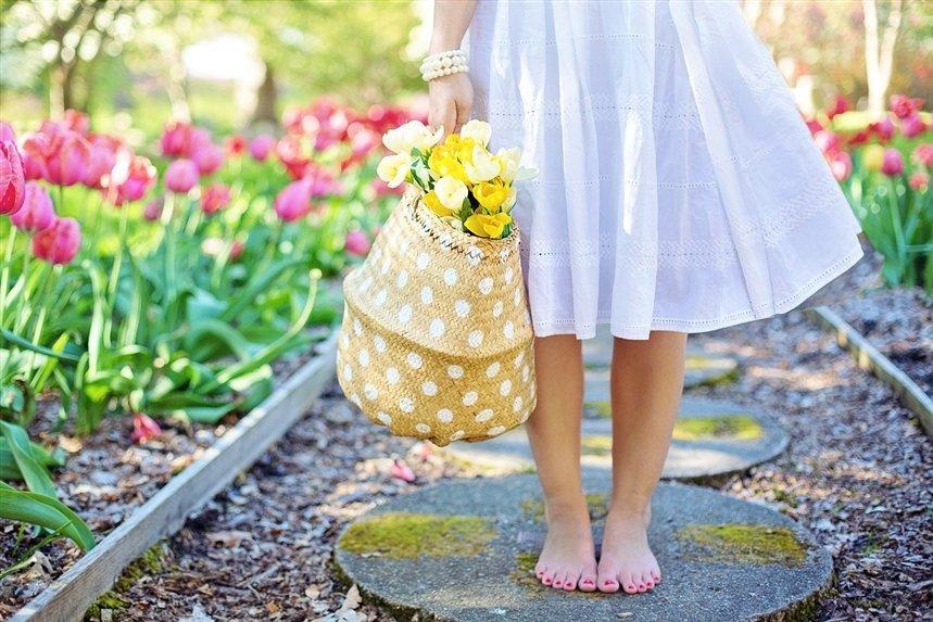 Мода сезона весна и лето