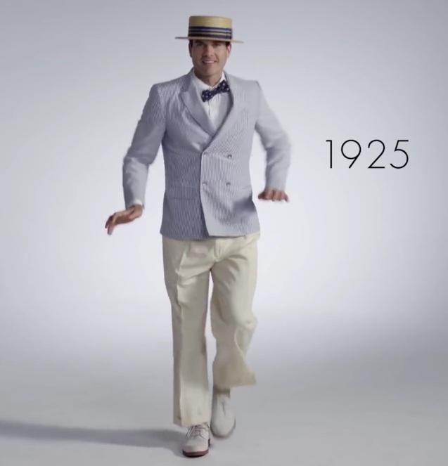 мужские образы 1920 х