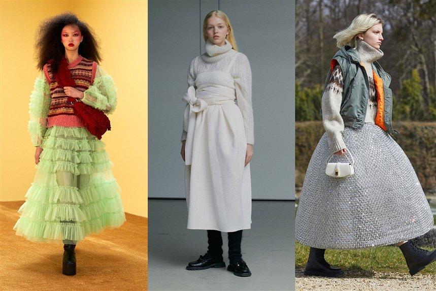 модные тенденции осени