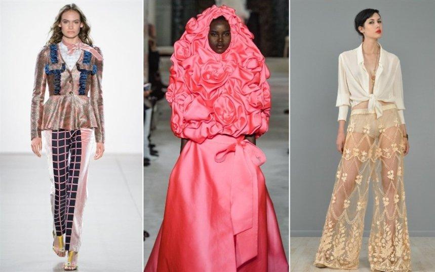 Экстравагантная мода 2019