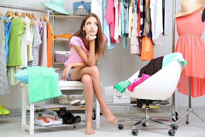 Как обновить гардероб