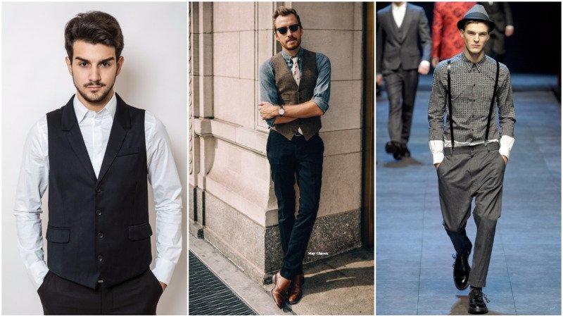 5e81a774b6c3 Мужская мода весны 2017  что носить стильным парням