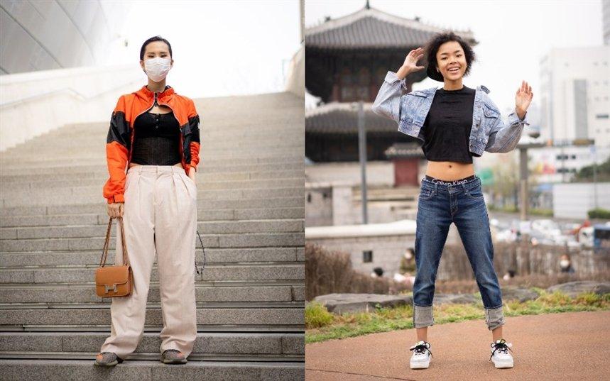 Неделя моды в Сеуле 2021