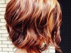 Модные женские прически на короткие волосы