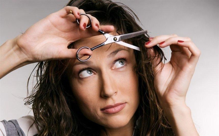 Хорошие ножницы - здоровые волосы