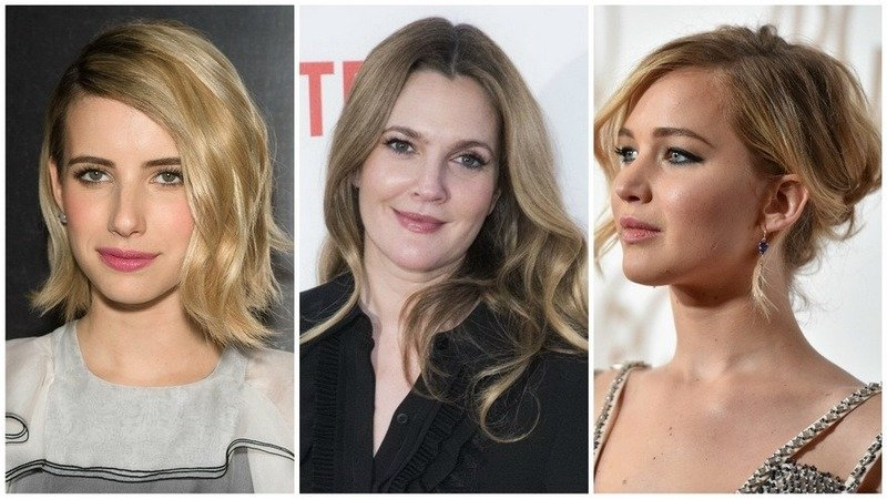 Блонд тренд 2017