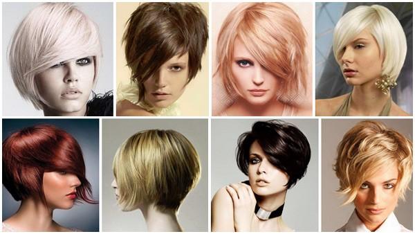 Типы волос у женщин