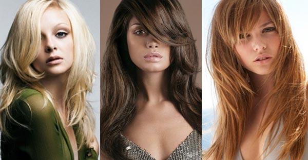 Модные стрижки длинных волос каскад