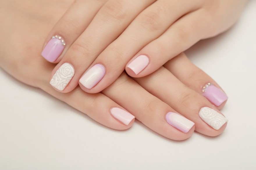 Модные формы для ногтя