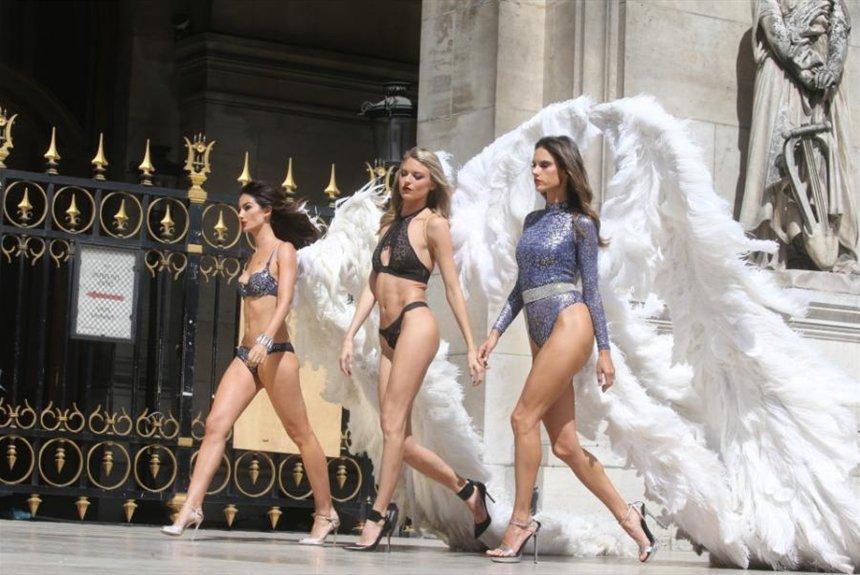 Тренируйся как ангелы Victorias Secret мощный комплекс упражнений